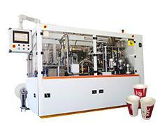 Paper Cup / Container Forming Machine
