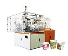 Paper Container / Dinner Bowl Forming Machine