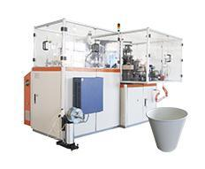 Automatic Paper Container / Food Bucket Forming Machine