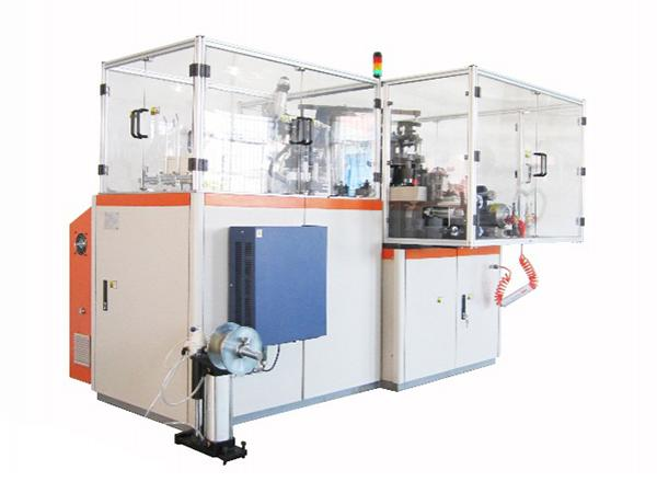 Automatic Paper Container Forming Machine | Discover Machinery